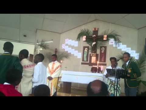 Passion play St Ignatius College Zimbabwe