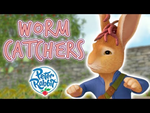 Peter Rabbit - Worm Catchers | Wild Animals
