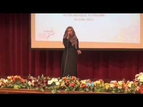 Sharifah Khasif Live - Ya Imamar Rusli Part 1