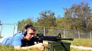 Bcm Upper Psa Lower A4 Rifle Build Yrd Accuracy Test