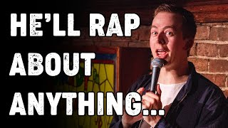 Incredible Freestyle Rap with a SURPRISE ENDING!