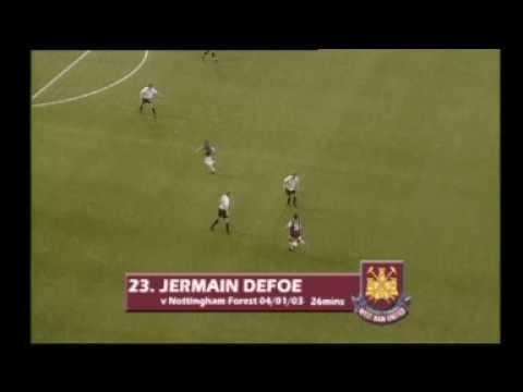 Jermain Defoe vs Forest