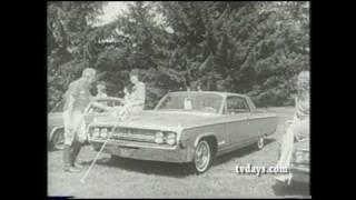 OLDSMOBILE ROCKET V8 1964
