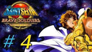 Let´s Play Saint Seiya Brave Soldiers Part 4 (German/Deutsch) - Aiolia der Löwe