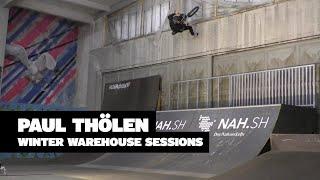 Paul Thölen –Winter Warehouse BMX Sessions