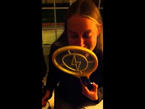 Electric Tennis Racket Youtube