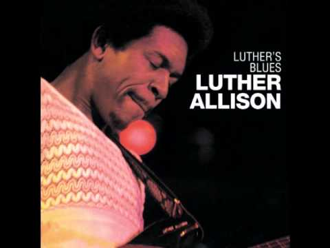 Клип Luther Allison - Living In The House Of The Blues