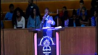 "Minister Andre Marcel Harris ""Destined, but Not Deserving"" Part II"