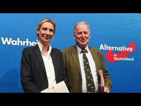 Alternative für Deutschland? Äusserst fragwürdige Positionen.