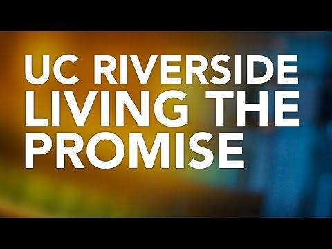 Living the Promise at University of California Riverside, 2015