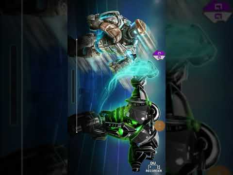 Real Steel WRB - Hack Guardian Game 100% ✔ Silver, Gold and