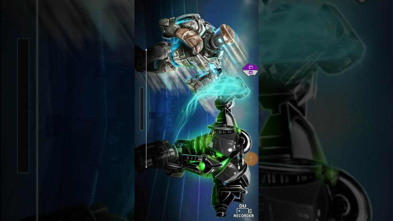 real steel wrb how to get gold