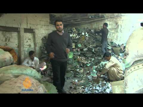 E-waste on the rise in Pakistan