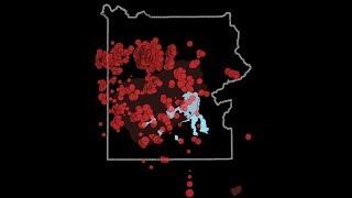 Swarm of 200 earthquakes rocks Yellowstones supervolcano