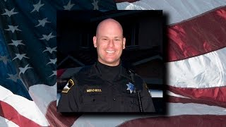 In Memoriam: Jeffrey Mitchell - End of Watch: October 27, 2006