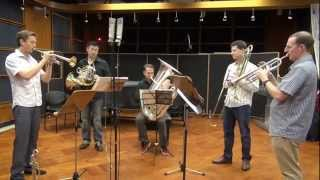 The Hong Kong Brass Quintet Live- Killer Tango