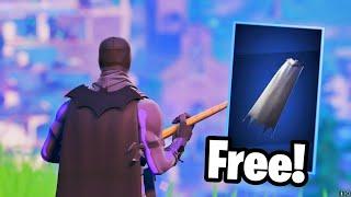 How to get BATMAN BACKBLING free in fortnite Ps4/Xbox (fortnite glitches)