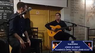 Por bulerías - Jorge Arena and Zsolt Bánhalmi
