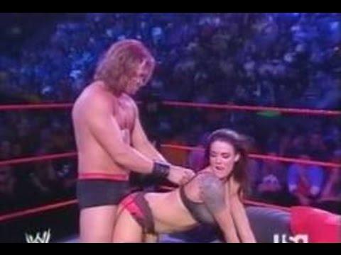 WWE - OMG Scene