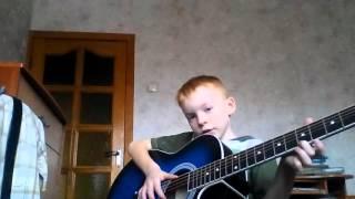 Уроки для начинающих по гитаре 1 серия