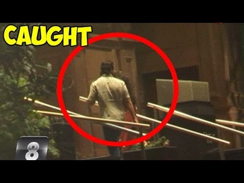 Saif Ali Khan CAUGHT Spending Time With Ex Wife Amrita Singh