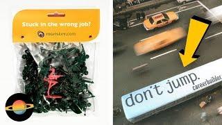 10 nietypowych ogłoszeń o pracę