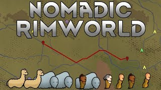 [8] A Quick Turn Of Events | Nomadic Rimworld