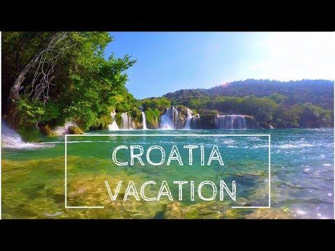 SUMMER VACATION IN CROATIA // BOSNIA 4K