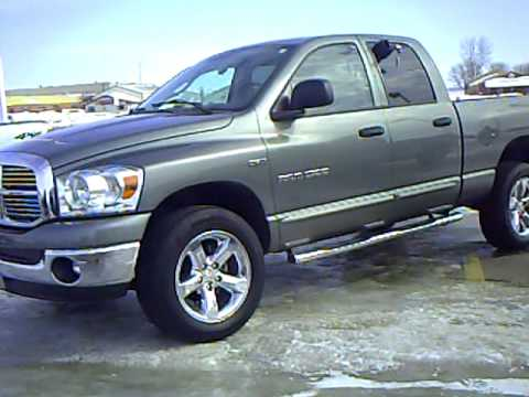 Dodge Ram 4x4 Hemi