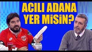 Rasim'den Abdülkerim Durmaz'a: Acılı Adana ister misin yavrum?