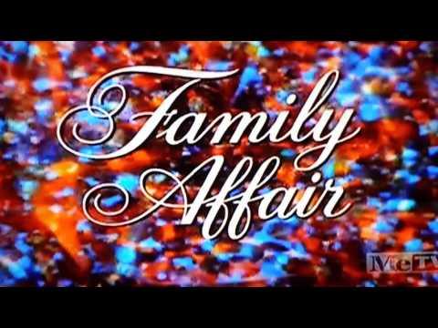 Family affair TV  year 2