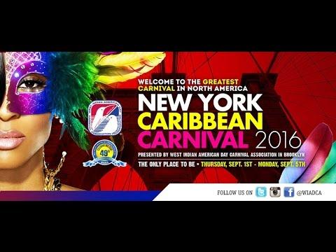NYC Caribbean Carnival - Carnival Parade 2016