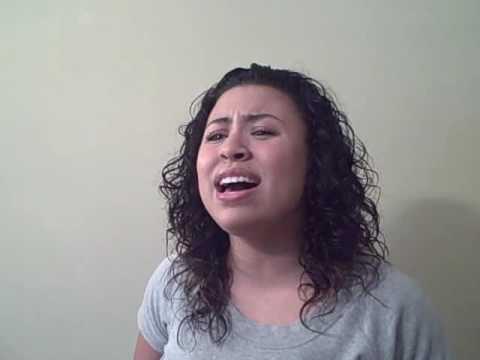 Whitney Houston - You Give Good Love (cover by Vanessa Cruz) RIP Whitney Houston