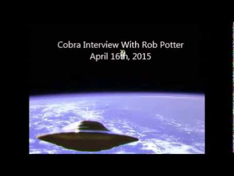 Cobra Interview April 16th, 2015 with Rob Potter