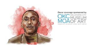 OKCMOA presents speed drawing: Green Book