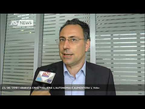 23/08/2019 | «QUESTA CRISI TOGLIERA' L'AUTONOMIA ...