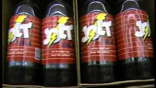 Jolt Cola News Story from 1987