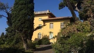Элитная недвижимость Италии - Элегантная вилла с парком в Империи(, 2016-05-03T14:55:20.000Z)