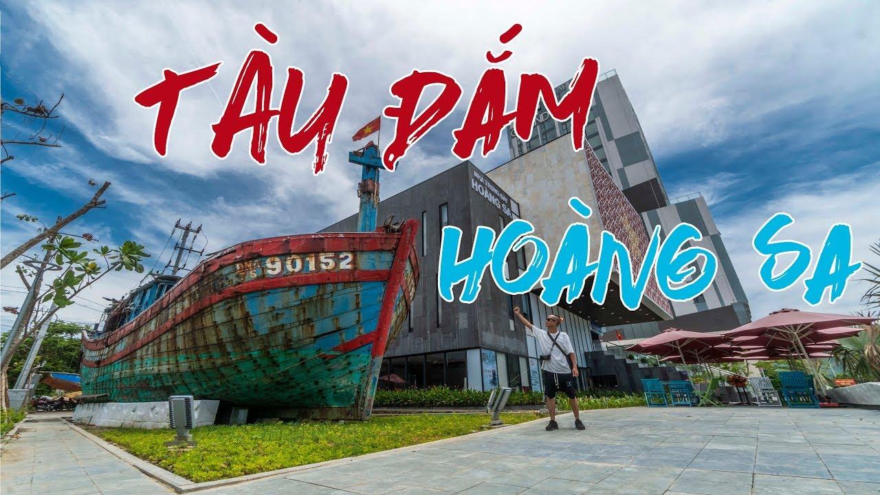 Xót Xa Tàu Cá Việt Nam Bị Trung Quốc ĐÂM CHÌM Tại HOÀNG SA