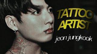 Video jungkook | RUDE BOY [tattoo artist au!] download MP3, 3GP, MP4, WEBM, AVI, FLV Juli 2018