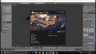 Howto Interface Blender 2.79 :  ratote, zoom In, zoom Out, perspective views