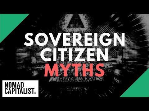 Kooky Sovereign Citizen Myths