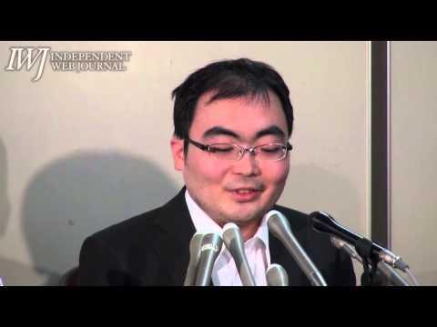 2014/03/05 PC遠隔操作事件の片山祐輔被告が保釈 「とにかく出てこれてよかった」