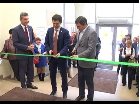 Новый офис Сбербанка в Кировском районе