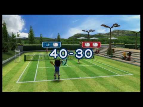 Go Vacation - Tennis - Elimination Mode