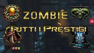 Black Ops 3 Zombie: Tutti i prestigi!