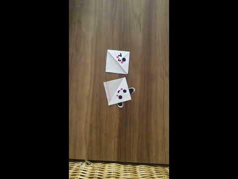 How to make bookmark corner **DIY Bookmark**