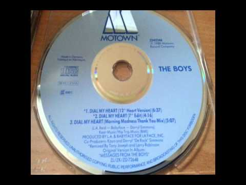 The Boys - Dial My Heart (Morning Madness Thank You Mix)