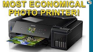 The Most Economical A3 Photo Printer !!!