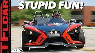 Is The 2019 Polaris Slingshot Worth $30K or the Price of a Mazda Miata?